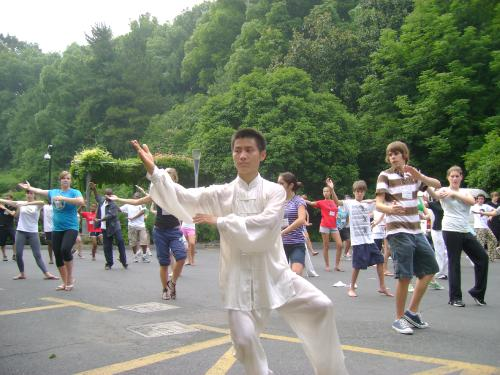 top 5 destinations to train tai chi kung fu in china