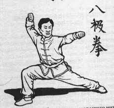 bajiquan kung fu